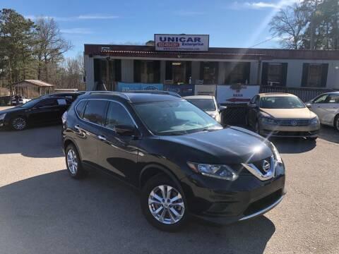 2016 Nissan Rogue for sale at Unicar Enterprise in Lexington SC