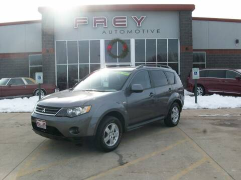 2009 Mitsubishi Outlander for sale at Frey Automotive in Muskego WI