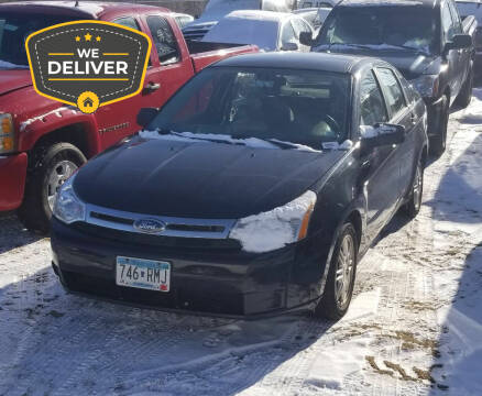 2008 Ford Focus for sale at Tower Motors in Brainerd MN