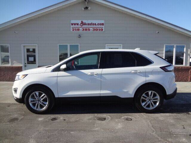 2017 Ford Edge for sale at GIBB'S 10 SALES LLC in New York Mills MN