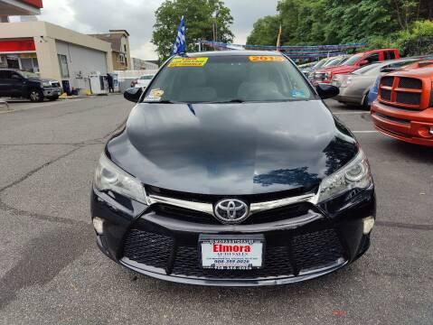 2015 Toyota Camry for sale at Elmora Auto Sales in Elizabeth NJ