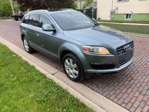 2008 Audi Q7 for sale at RIVER AUTO SALES CORP in Maywood IL