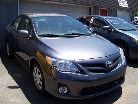 2011 Toyota Corolla for sale at Collector Car Co in Zanesville OH
