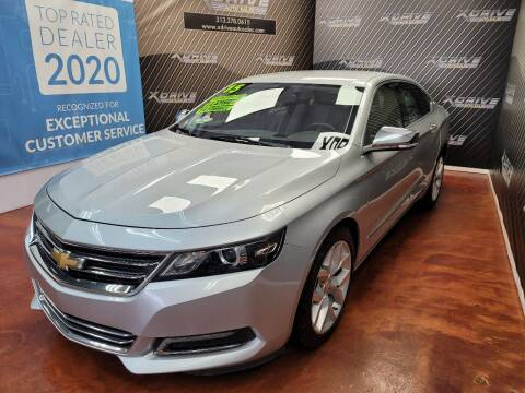2015 Chevrolet Impala for sale at X Drive Auto Sales Inc. in Dearborn Heights MI