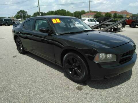 2008 Dodge Charger for sale at Kelly & Kelly Supermarket of Cars in Fayetteville NC
