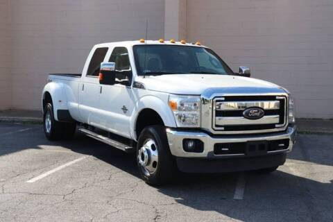 2015 Ford F-350 Super Duty for sale at El Patron Trucks in Norcross GA