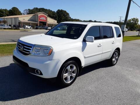 2013 Honda Pilot for sale at USA 1 Autos in Smithfield VA