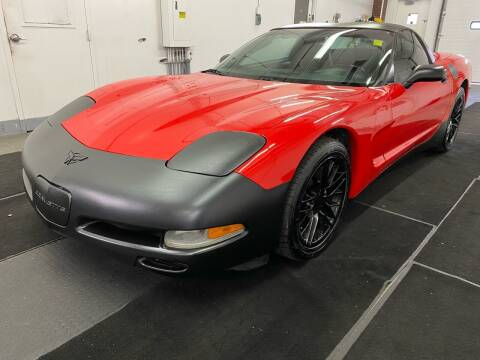 2004 Chevrolet Corvette for sale at TOWNE AUTO BROKERS in Virginia Beach VA
