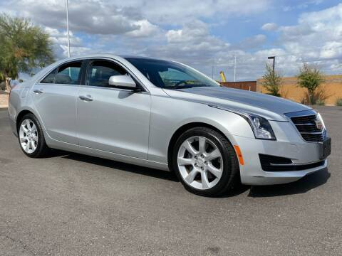 2015 Cadillac ATS for sale at Autodealz in Tempe AZ