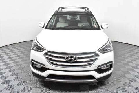 2017 Hyundai Santa Fe Sport for sale at Southern Auto Solutions-Jim Ellis Hyundai in Marietta GA