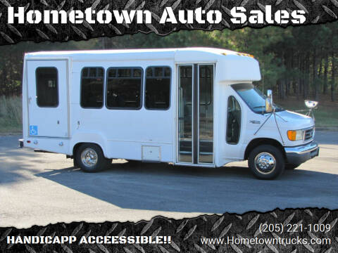 2005 Ford E-Series Chassis for sale at Hometown Auto Sales - SUVS in Jasper AL