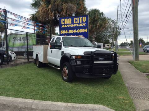 2009 Ford F-450 Super Duty for sale at Car City Autoplex in Metairie LA