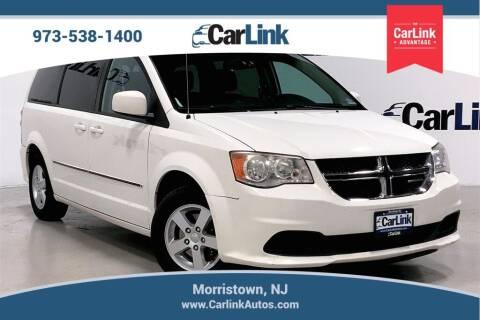 2012 Dodge Grand Caravan for sale at CarLink in Morristown NJ