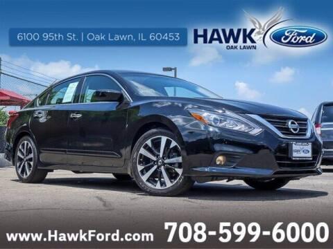 2018 Nissan Altima for sale at Hawk Ford of Oak Lawn in Oak Lawn IL