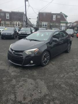 2014 Toyota Corolla for sale at Key & V Auto Sales in Philadelphia PA