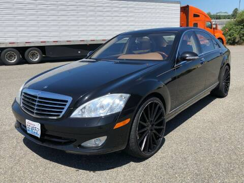 2007 Mercedes-Benz S-Class for sale at South Tacoma Motors Inc in Tacoma WA