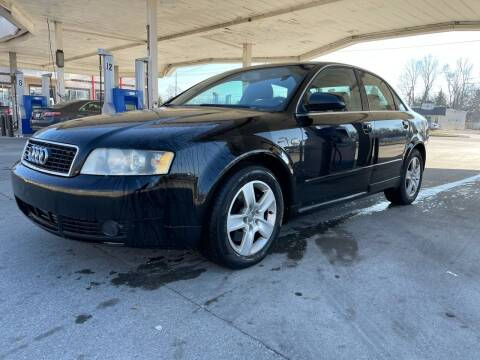 2005 Audi A4 for sale at JE Auto Sales LLC in Indianapolis IN