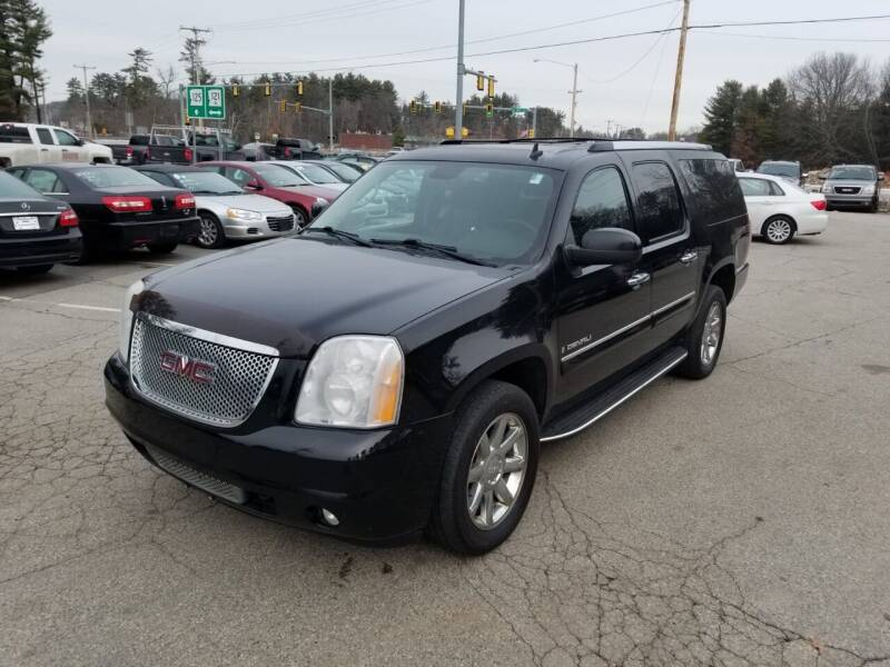 2008 GMC Yukon XL for sale at Official Auto Sales in Plaistow NH