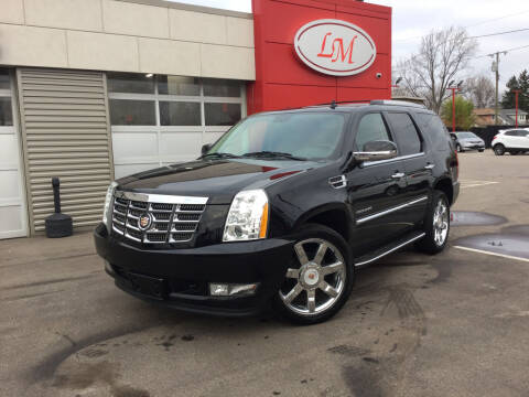 2013 Cadillac Escalade for sale at Legend Motors of Detroit in Detroit MI