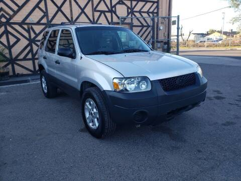 2005 Ford Escape for sale at Used Car Showcase in Phoenix AZ