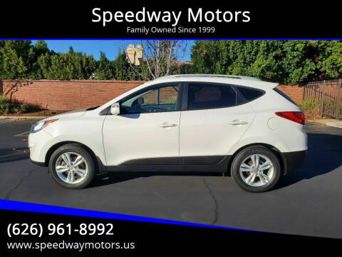 2013 Hyundai Tucson for sale at Speedway Motors in Glendora CA