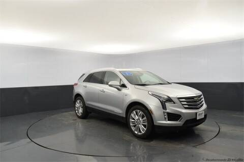 2018 Cadillac XT5 for sale at Tim Short Auto Mall in Corbin KY
