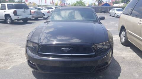 2014 Ford Mustang for sale at Auction Direct Plus in Miami FL