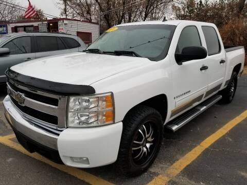 2008 Chevrolet Silverado 1500 for sale at Howe's Auto Sales in Lowell MA