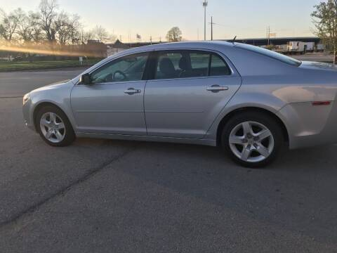 2011 Chevrolet Malibu for sale at El Rancho Auto Sales in Des Moines IA