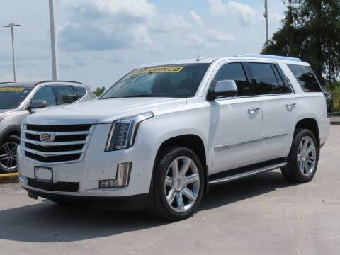 2017 Cadillac Escalade for sale at Ron Carter  Clear Lake Used Cars in Houston TX