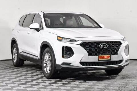 2019 Hyundai Santa Fe for sale at Washington Auto Credit in Puyallup WA