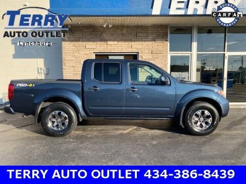 2019 Nissan Frontier for sale at Terry Auto Outlet in Lynchburg VA