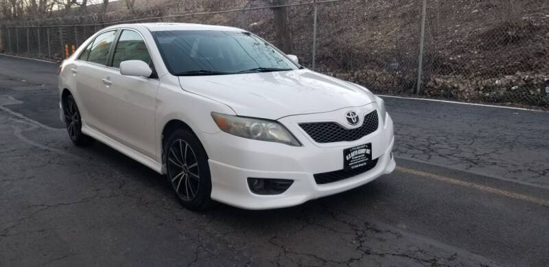 2010 Toyota Camry for sale at U.S. Auto Group in Chicago IL