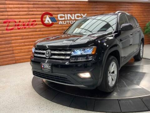 2018 Volkswagen Atlas for sale at Dixie Motors in Fairfield OH