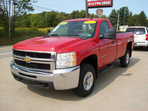 2007 Chevrolet Silverado 3500HD for sale at Summit Auto Inc in Waterford PA