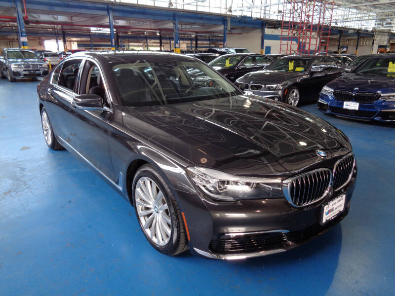 2017 BMW 7 Series for sale at VML Motors LLC in Teterboro NJ