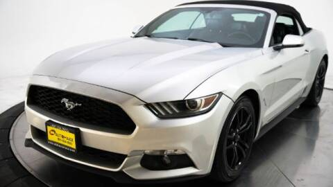 2017 Ford Mustang for sale at AUTOMAXX MAIN in Orem UT
