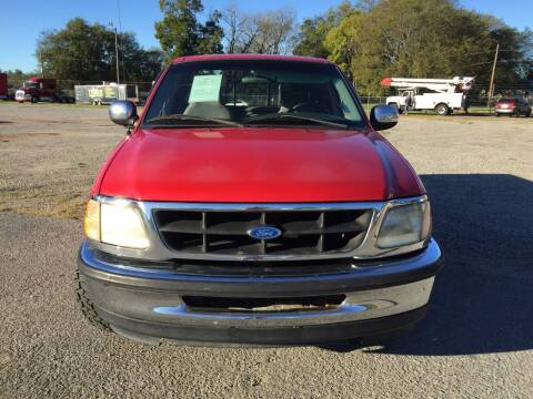 1997 Ford F-150 for sale at Beckham's Used Cars in Milledgeville GA