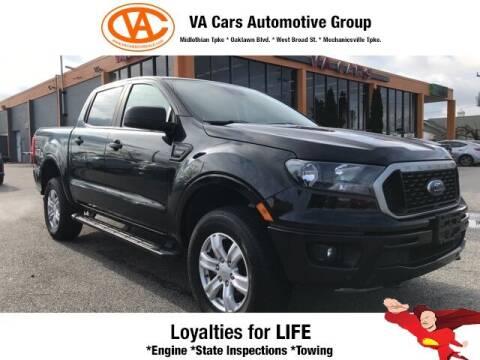 2019 Ford Ranger for sale at VA Cars Inc in Richmond VA