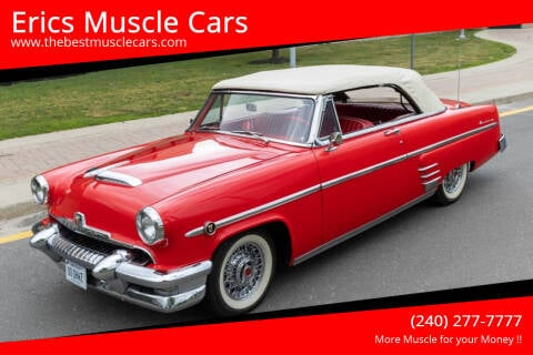1954 Mercury Monterey for sale at Erics Muscle Cars in Clarksburg MD