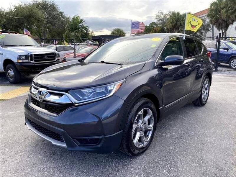 2018 Honda CR-V for sale in Miami, FL