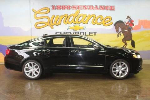 2015 Chevrolet Impala for sale at Sundance Chevrolet in Grand Ledge MI