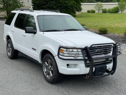 2008 Ford Explorer for sale at ECONO AUTO INC in Spotsylvania VA