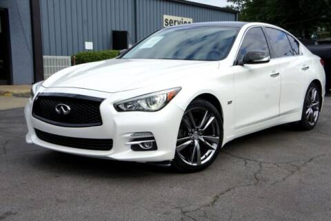 2016 Infiniti Q50 for sale at CU Carfinders in Norcross GA