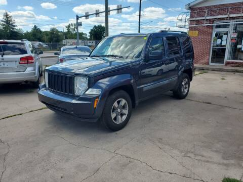2008 Jeep Liberty for sale at Liberty Auto Show in Toledo OH
