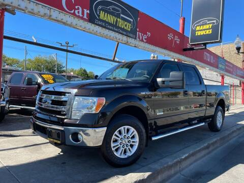 2014 Ford F-150 for sale at Manny Trucks in Chicago IL