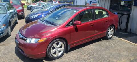 2008 Honda Civic for sale at Steve's Auto Sales in Madison WI