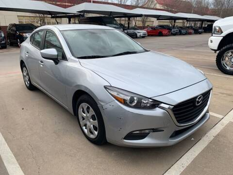 2017 Mazda MAZDA3 for sale at Excellence Auto Direct in Euless TX