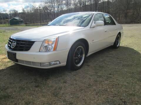 2008 Cadillac DTS for sale at Peekskill Auto Sales Inc in Peekskill NY