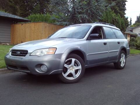 2007 Subaru Outback for sale at Redline Auto Sales in Vancouver WA